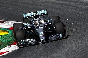 Hamilton diganjar penalti grid usai kualifikasi