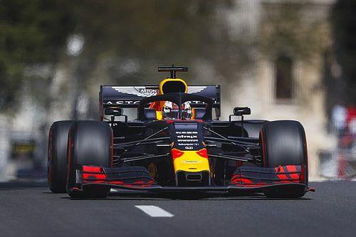 Verstappen: el arrastre es clave con estos coches 2019
