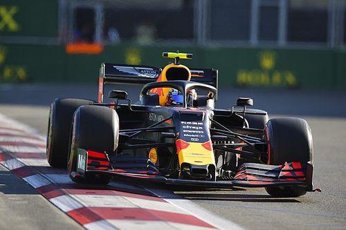 Gasly krijgt steeds beter gevoel in Red Bull RB15