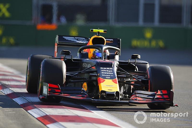 Red Bull naar stewards geroepen om fuel flow-overschrijding