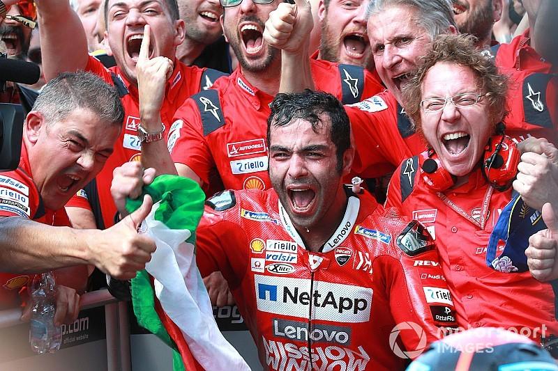 Galería: las mejores fotos del GP de Italia