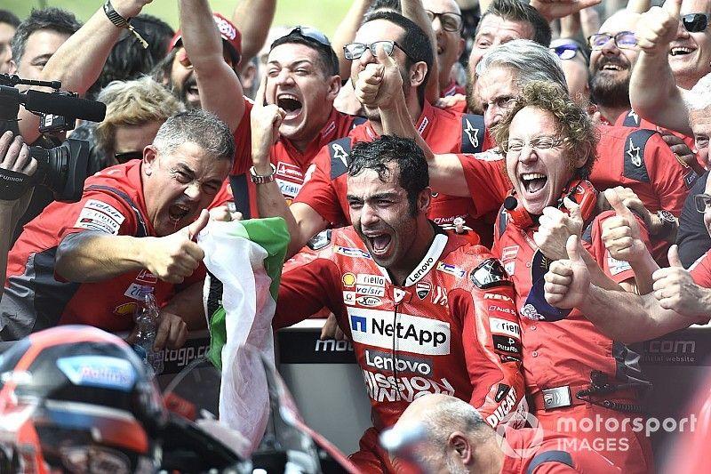 Contrat de Petrucci: Ducati veut maintenir son calendrier