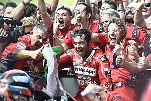 Победа Петруччи в Муджелло не заставит Ducati поторопиться с контрактом