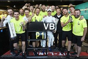 Bottas: 2019'daki F1 yaklaşımım işe yarıyor