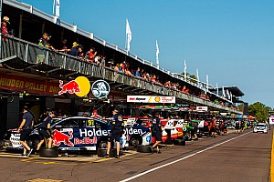 Supercars introduces pit restrictions to cut costs