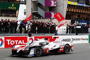 How late heartbreak decided Le Mans