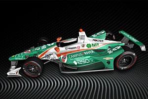 River Plate patrocina a Juncos Racing en Indy 500
