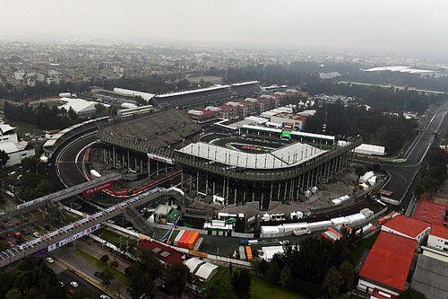 Il Circuito di Città del Messico diventa ospedale COVID