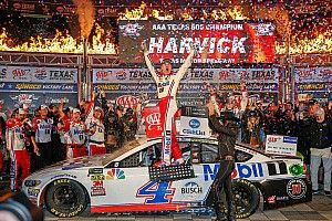 Texas-Triumph bringt Kevin Harvick den NASCAR-Finaleinzug