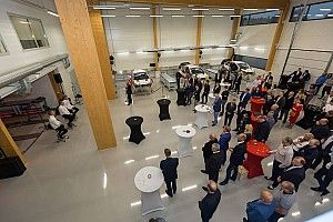 Fotogallery WRC: la presentazione della nuova sede Toyota Gazoo Racing a Tallinn