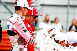 Raikkonen: Ferrari'nin toparlanmaya ihtiyacı var