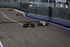 La F1 allonge une des zones DRS du circuit de Sotchi