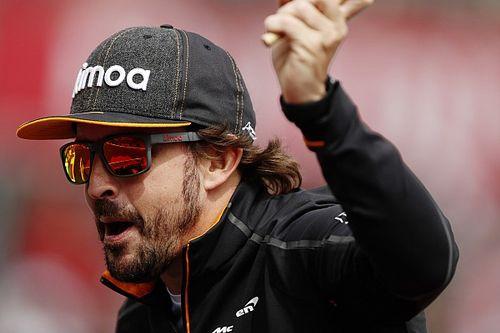 Alonso szerint ilyen domináns autóval ő is nyerhetne négy-öt címet