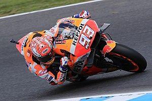 Honda: Reifen für Marc Marquez ein wichtiger Punkt bei der Entwicklung 2019