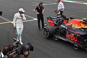 """Hamilton: Los Red Bull están """"en su propia liga"""" en el Gran Premio de México"""