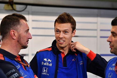 Toro Rosso: Kvjat rögtön remek teljesítményt nyújtott, mindenki örül, hogy újra itt van velünk