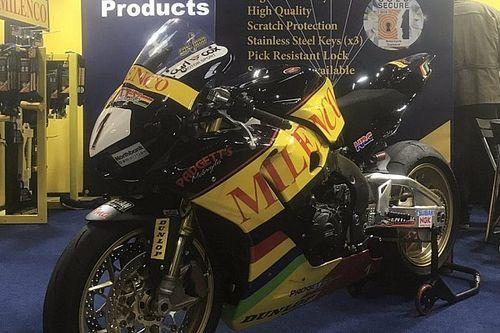 Nuova livrea Milenco per le Honda di Anstey e Cummins