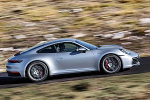 La Porsche 911 Carrera S atteint les 200 km/h en 10 secondes