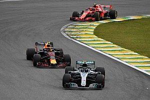 Formel 1 Brasilien 2018: Das Rennergebnis in Bildern