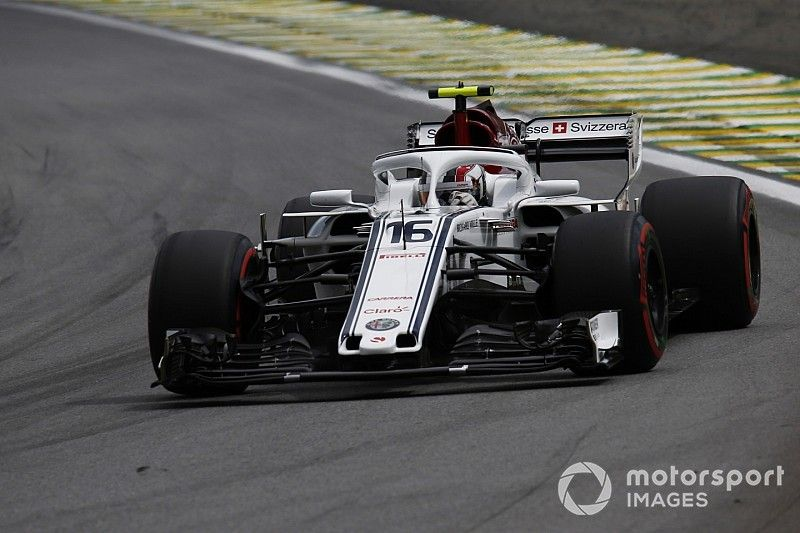 """Leclerc califica su vuelta de la Q2 como """"la más sorprendente de mi carrera"""""""