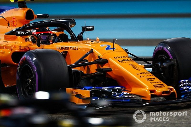 """Vandoorne se siente """"aliviado"""" después de su última calificación en F1"""