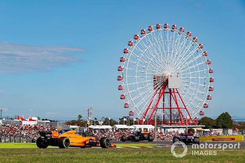 Alonso critica su sanción por el incidente donde Stroll le sacó de pista