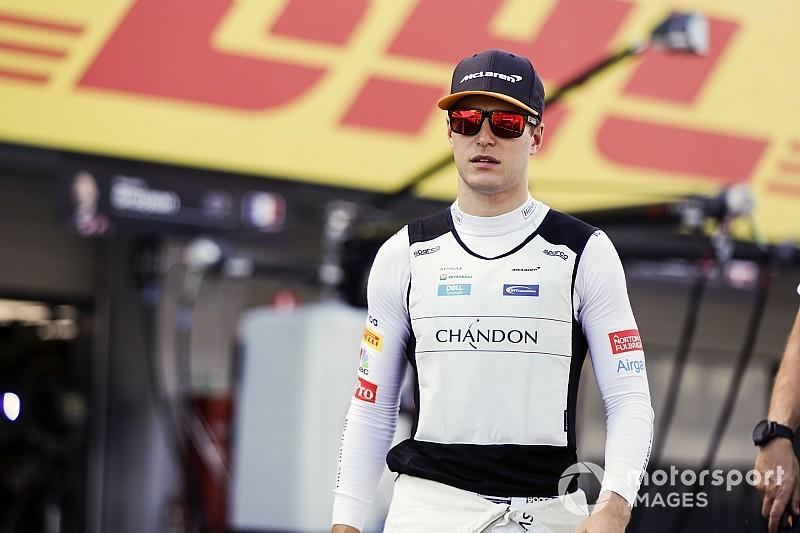 Vandoorne lesz Paffett csapattársa a Formula E-ben!