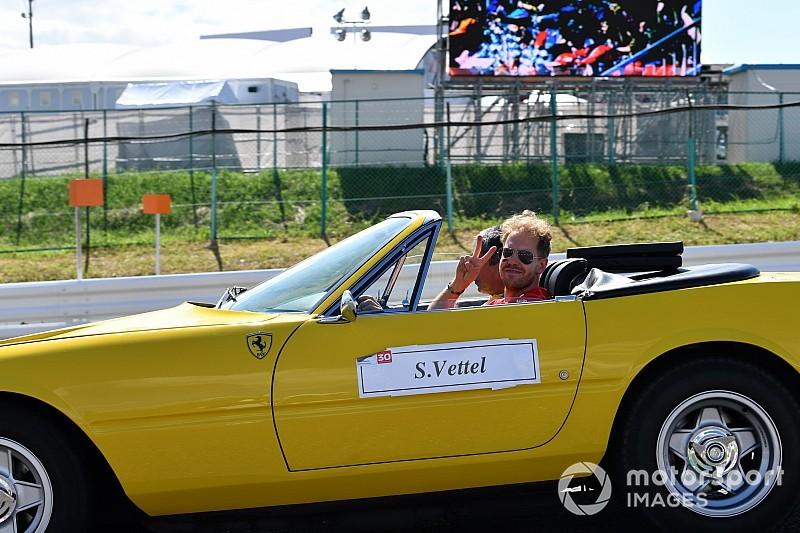 Ferrari: előbb vagy utóbb Vettel visszaszerzi a címet Maranellónak