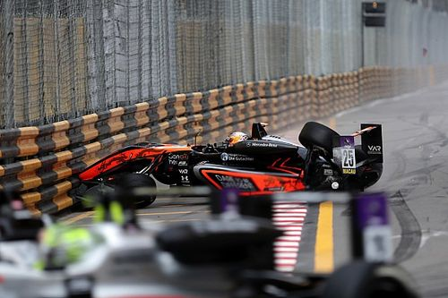 Floersch accident not Macau-specific, says team boss