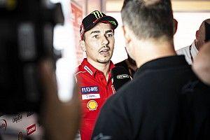 Ducati подтвердила, что Лоренсо пропустит Гран При Австралии