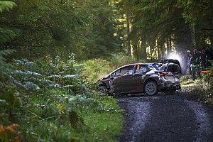 Lappi acaba líder el primer día del Rally de Gales