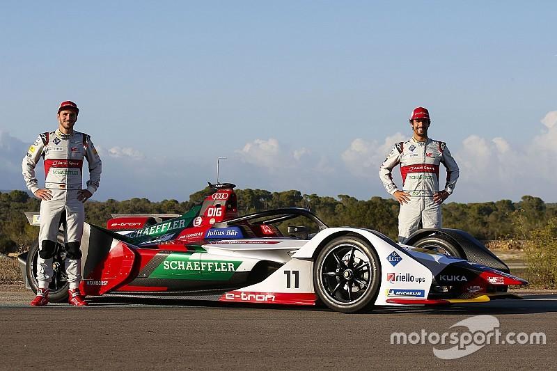 Audi presenta su e-tron FE05 de la Fórmula E