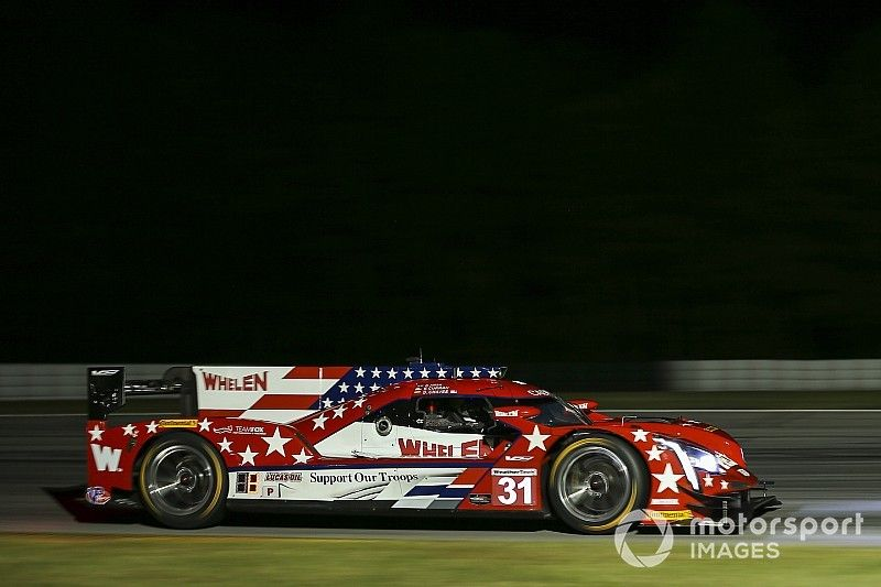 """Nasr """"couldn't ask for better"""" after winning title on IMSA debut"""