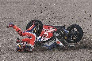 """Miller: Belated Valencia GP red flag """"a joke"""""""