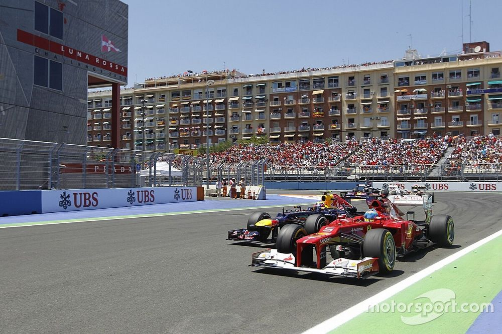 When Alonso triumphed through chaos to relieve a nation