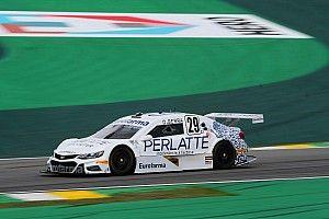 Serra lidera treino antes de classificação em Interlagos