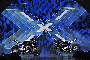 Sky Racing Team VR46 pamer livery 2019