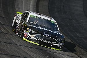 "Almirola ""frustrated and mad and angry"" after Dover loss"