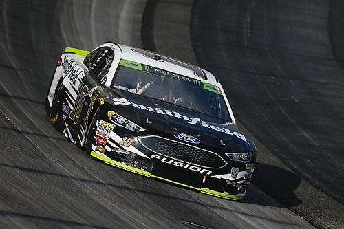 """Almirola """"frustrated and mad and angry"""" after Dover loss"""