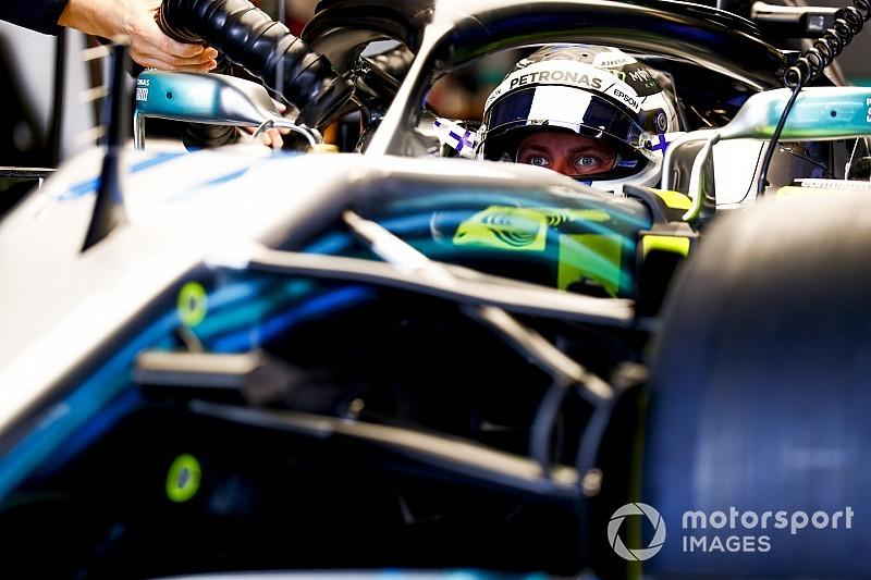 Bottas: úgy tűnik, a Ferrari talált valamit, ma gyorsabbak voltak nálunk