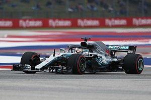 Hamilton marca nona pole do ano nos EUA; Vettel é 5º