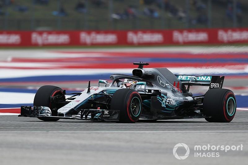 Lewis Hamilton: Austin ist 2018 noch geiler als sonst
