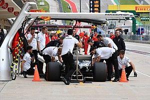 Wasserpumpe getauscht: Sorgen vor dem Start bei Mercedes