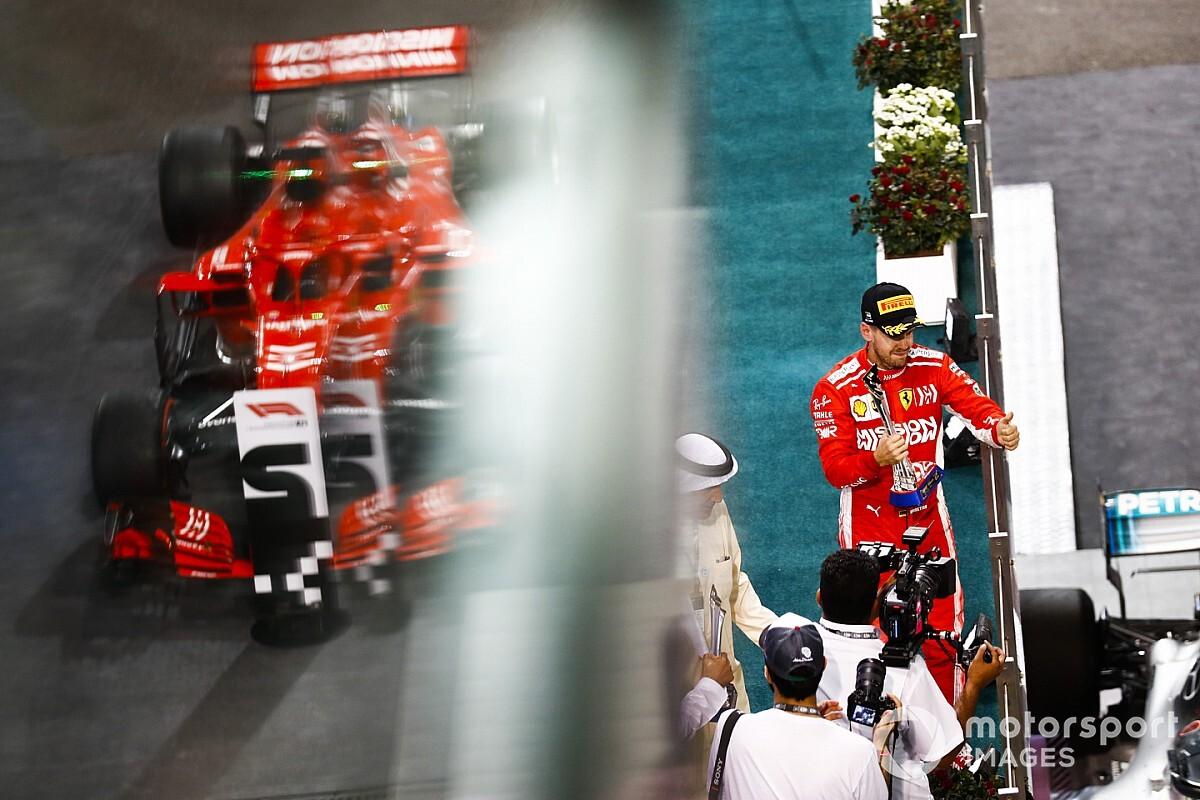 """Ecclestone: """"Vettel es una víctima de Ferrari, no el culpable"""""""