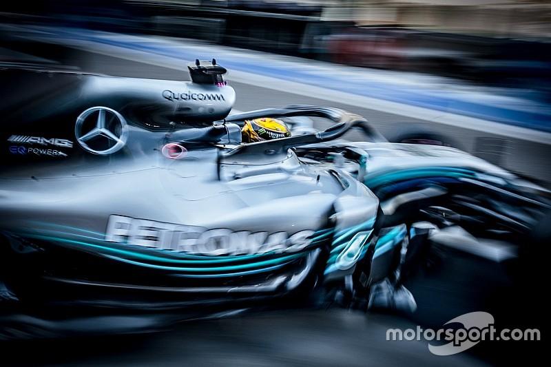 A világbajnok Mercedes W09 lett az év autója, nem a Ferrari SF71H