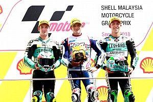 Il Leopard Racing conquista uno splendido doppio podio in Malesia