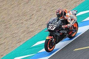 "Marquez: Honda ""in a good place"" after Jerez test"