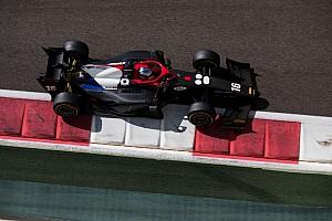 Giuliano Alesi passa in Formula 2 e resta legato ai colori del team Trident