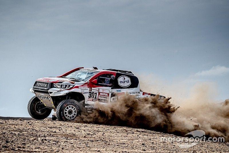 Vierte Dakar-Etappe 2019: Duell zwischen Al-Attiyah und Peterhansel