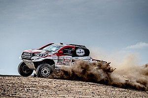 Al-Attiyah se apunta la victoria en la cuarta etapa del Dakar